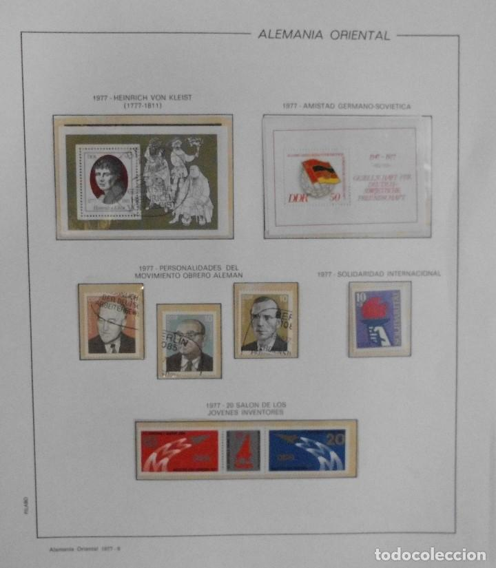 Sellos: COLECCIÓN ALEMANIA ORIENTAL 1948 A 1972, 1973 A 1981 BERLIN, OCCIDENTAL, ALBUM DE SELLOS - Foto 133 - 67324821
