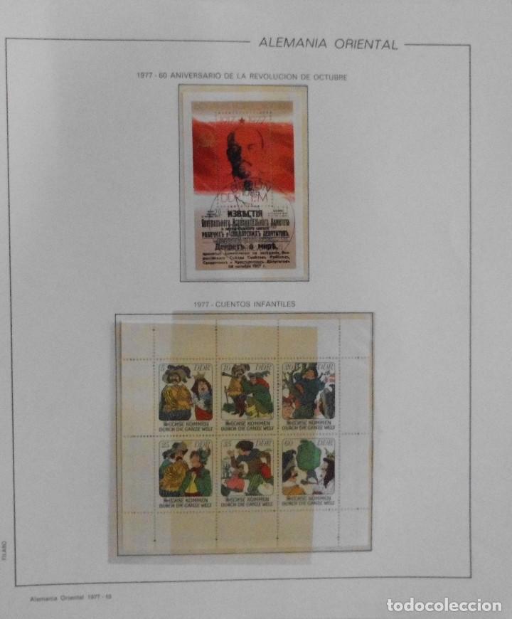 Sellos: COLECCIÓN ALEMANIA ORIENTAL 1948 A 1972, 1973 A 1981 BERLIN, OCCIDENTAL, ALBUM DE SELLOS - Foto 134 - 67324821