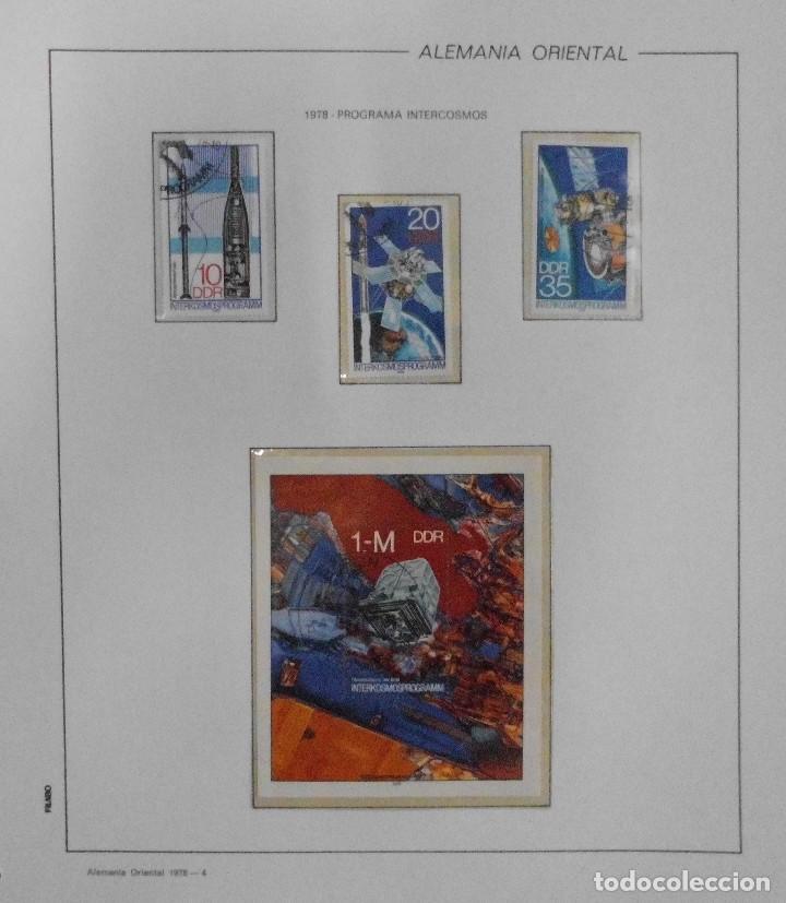 Sellos: COLECCIÓN ALEMANIA ORIENTAL 1948 A 1972, 1973 A 1981 BERLIN, OCCIDENTAL, ALBUM DE SELLOS - Foto 139 - 67324821
