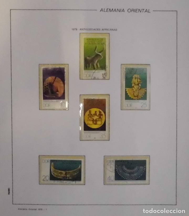 Sellos: COLECCIÓN ALEMANIA ORIENTAL 1948 A 1972, 1973 A 1981 BERLIN, OCCIDENTAL, ALBUM DE SELLOS - Foto 142 - 67324821