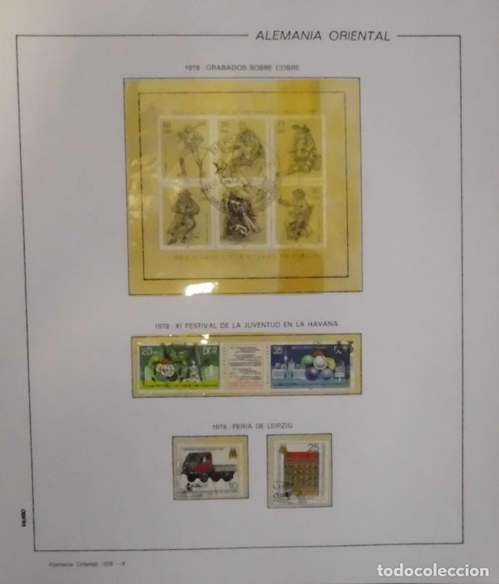 Sellos: COLECCIÓN ALEMANIA ORIENTAL 1948 A 1972, 1973 A 1981 BERLIN, OCCIDENTAL, ALBUM DE SELLOS - Foto 144 - 67324821