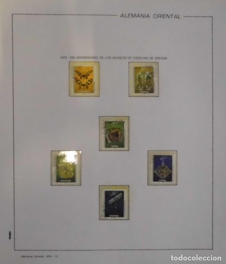Sellos: COLECCIÓN ALEMANIA ORIENTAL 1948 A 1972, 1973 A 1981 BERLIN, OCCIDENTAL, ALBUM DE SELLOS - Foto 147 - 67324821