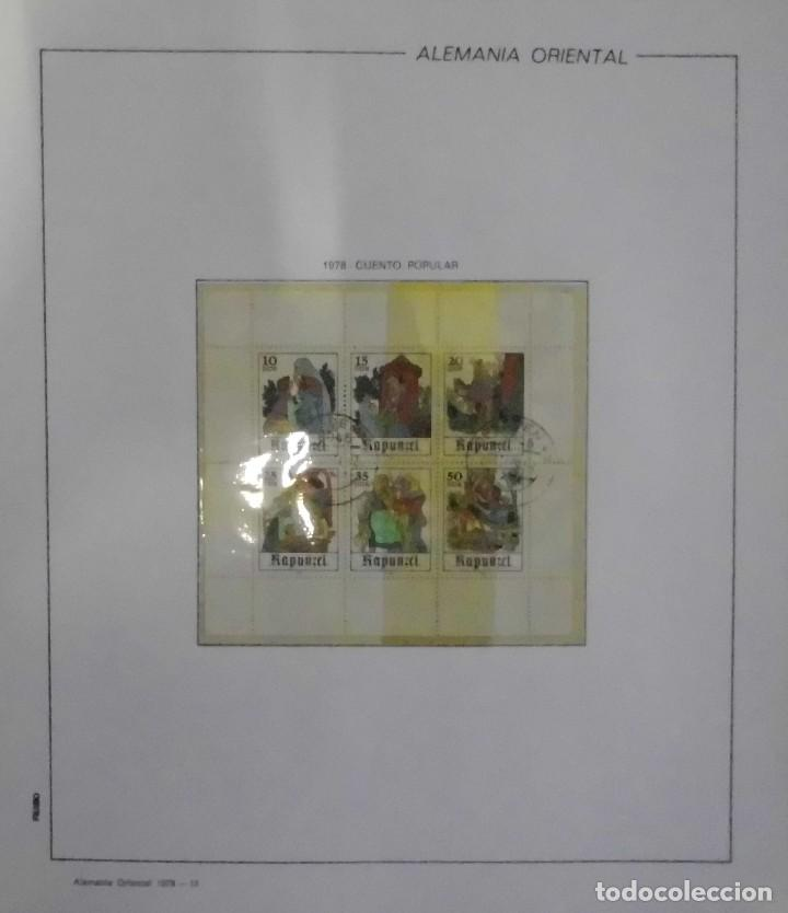 Sellos: COLECCIÓN ALEMANIA ORIENTAL 1948 A 1972, 1973 A 1981 BERLIN, OCCIDENTAL, ALBUM DE SELLOS - Foto 148 - 67324821