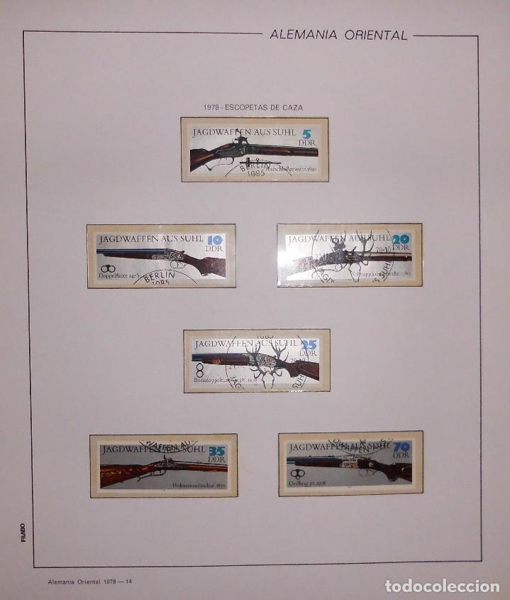 Sellos: COLECCIÓN ALEMANIA ORIENTAL 1948 A 1972, 1973 A 1981 BERLIN, OCCIDENTAL, ALBUM DE SELLOS - Foto 149 - 67324821