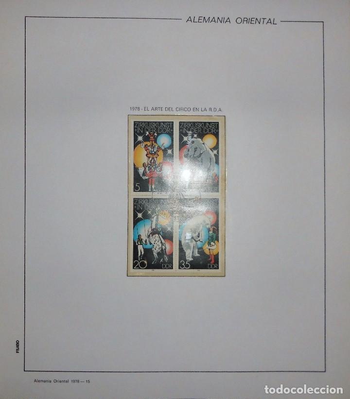 Sellos: COLECCIÓN ALEMANIA ORIENTAL 1948 A 1972, 1973 A 1981 BERLIN, OCCIDENTAL, ALBUM DE SELLOS - Foto 150 - 67324821