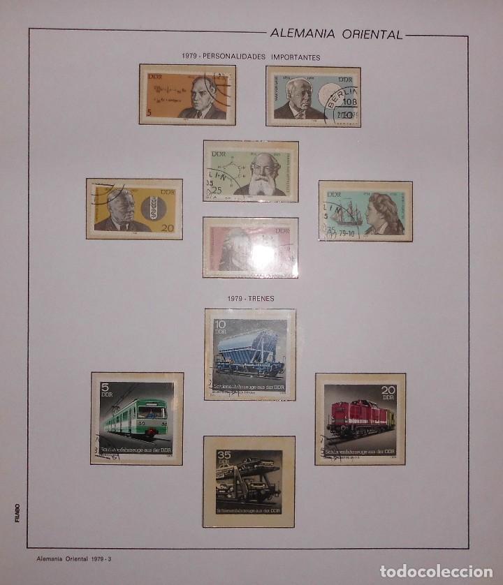 Sellos: COLECCIÓN ALEMANIA ORIENTAL 1948 A 1972, 1973 A 1981 BERLIN, OCCIDENTAL, ALBUM DE SELLOS - Foto 153 - 67324821