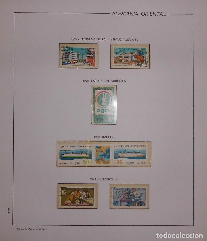 Sellos: COLECCIÓN ALEMANIA ORIENTAL 1948 A 1972, 1973 A 1981 BERLIN, OCCIDENTAL, ALBUM DE SELLOS - Foto 156 - 67324821