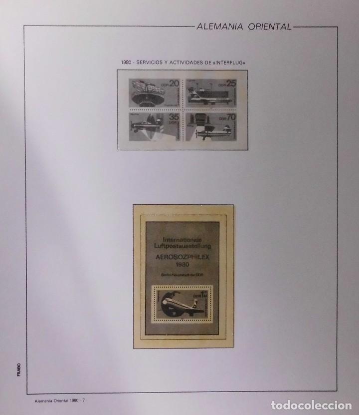 Sellos: COLECCIÓN ALEMANIA ORIENTAL 1948 A 1972, 1973 A 1981 BERLIN, OCCIDENTAL, ALBUM DE SELLOS - Foto 169 - 67324821