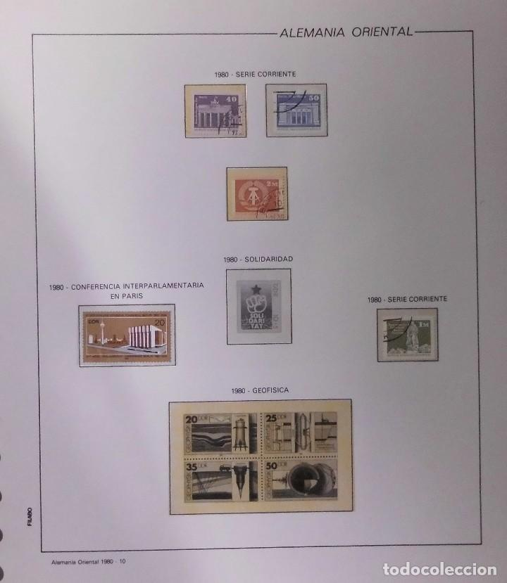 Sellos: COLECCIÓN ALEMANIA ORIENTAL 1948 A 1972, 1973 A 1981 BERLIN, OCCIDENTAL, ALBUM DE SELLOS - Foto 172 - 67324821