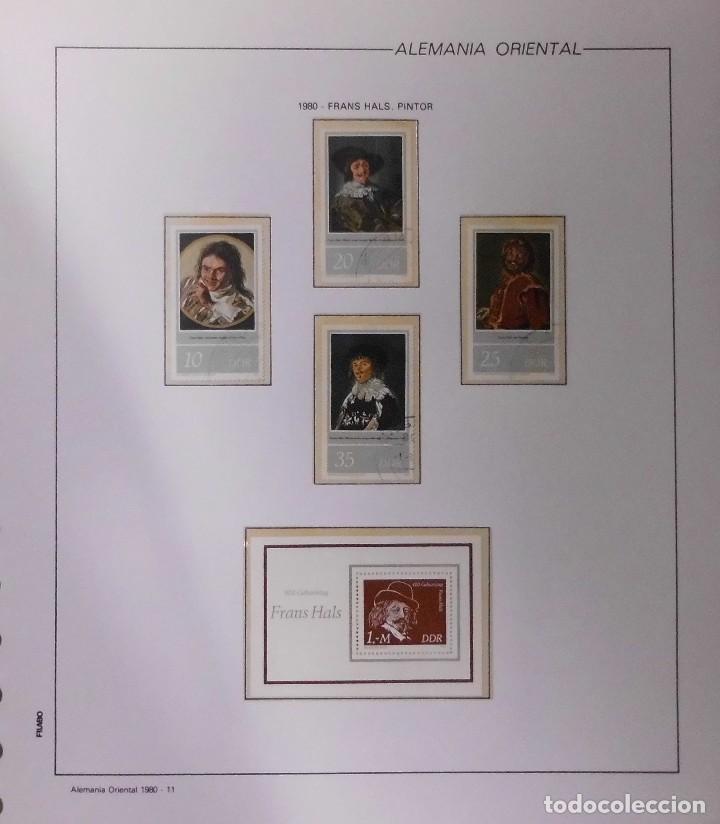 Sellos: COLECCIÓN ALEMANIA ORIENTAL 1948 A 1972, 1973 A 1981 BERLIN, OCCIDENTAL, ALBUM DE SELLOS - Foto 173 - 67324821