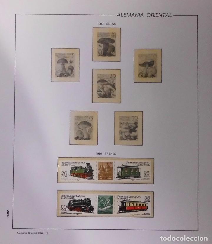 Sellos: COLECCIÓN ALEMANIA ORIENTAL 1948 A 1972, 1973 A 1981 BERLIN, OCCIDENTAL, ALBUM DE SELLOS - Foto 174 - 67324821