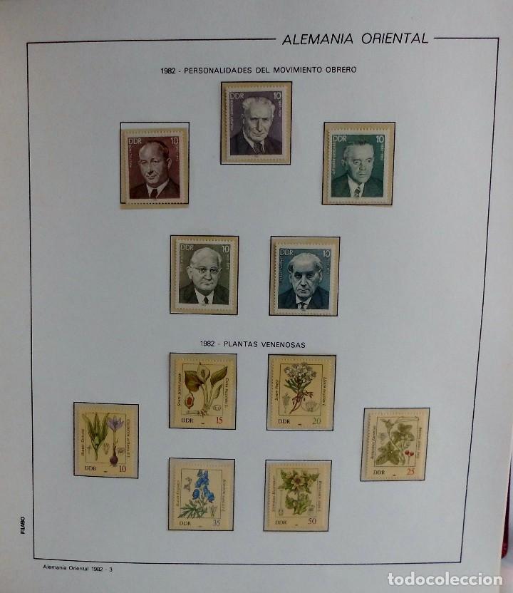 Sellos: COLECCIÓN ALEMANIA ORIENTAL 1948 A 1972, 1973 A 1981 BERLIN, OCCIDENTAL, ALBUM DE SELLOS - Foto 192 - 67324821