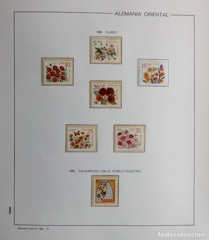 Sellos: COLECCIÓN ALEMANIA ORIENTAL 1948 A 1972, 1973 A 1981 BERLIN, OCCIDENTAL, ALBUM DE SELLOS - Foto 199 - 67324821