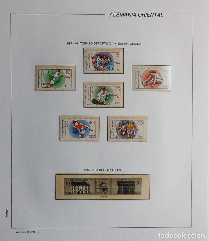 Sellos: COLECCIÓN ALEMANIA ORIENTAL 1948 A 1972, 1973 A 1981 BERLIN, OCCIDENTAL, ALBUM DE SELLOS - Foto 244 - 67324821