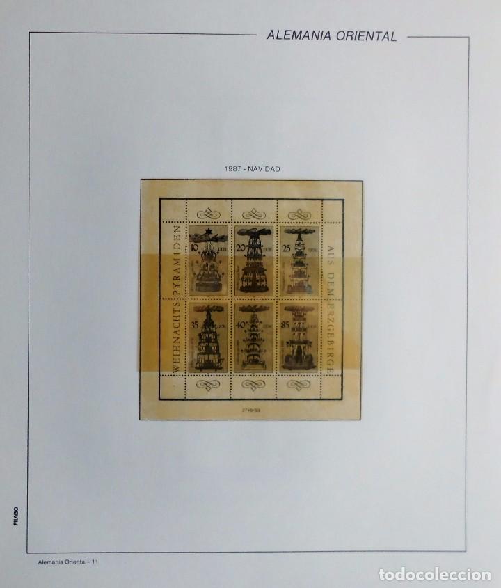 Sellos: COLECCIÓN ALEMANIA ORIENTAL 1948 A 1972, 1973 A 1981 BERLIN, OCCIDENTAL, ALBUM DE SELLOS - Foto 248 - 67324821