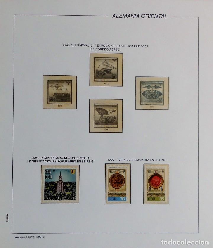 Sellos: COLECCIÓN ALEMANIA ORIENTAL 1948 A 1972, 1973 A 1981 BERLIN, OCCIDENTAL, ALBUM DE SELLOS - Foto 275 - 67324821