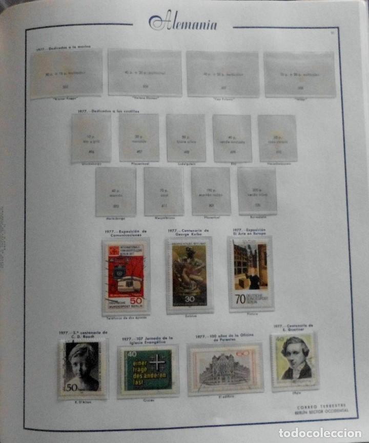 Sellos: COLECCIÓN ALEMANIA ORIENTAL 1948 A 1972, 1973 A 1981 BERLIN, OCCIDENTAL, ALBUM DE SELLOS - Foto 303 - 67324821