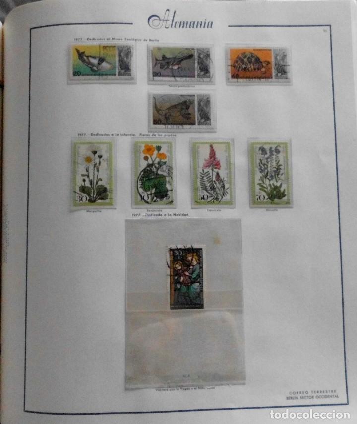 Sellos: COLECCIÓN ALEMANIA ORIENTAL 1948 A 1972, 1973 A 1981 BERLIN, OCCIDENTAL, ALBUM DE SELLOS - Foto 304 - 67324821