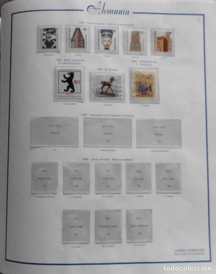 Sellos: COLECCIÓN ALEMANIA ORIENTAL 1948 A 1972, 1973 A 1981 BERLIN, OCCIDENTAL, ALBUM DE SELLOS - Foto 325 - 67324821