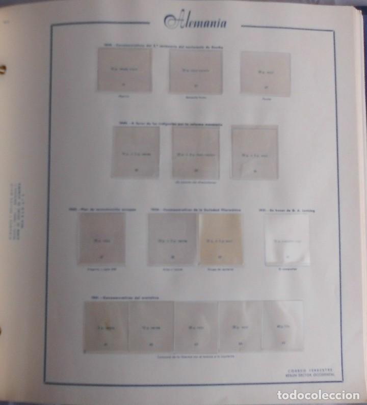 Sellos: COLECCIÓN ALEMANIA ORIENTAL 1948 A 1972, 1973 A 1981 BERLIN, OCCIDENTAL, ALBUM DE SELLOS - Foto 329 - 67324821