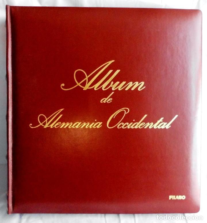 Sellos: COLECCIÓN ALEMANIA ORIENTAL 1948 A 1972, 1973 A 1981 BERLIN, OCCIDENTAL, ALBUM DE SELLOS - Foto 336 - 67324821