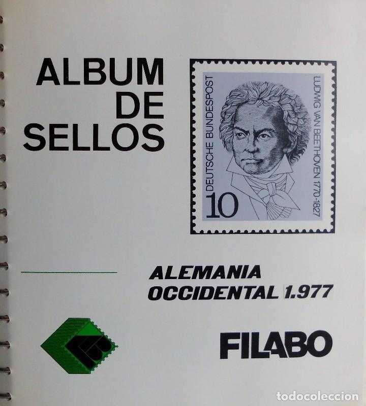 Sellos: COLECCIÓN ALEMANIA ORIENTAL 1948 A 1972, 1973 A 1981 BERLIN, OCCIDENTAL, ALBUM DE SELLOS - Foto 337 - 67324821