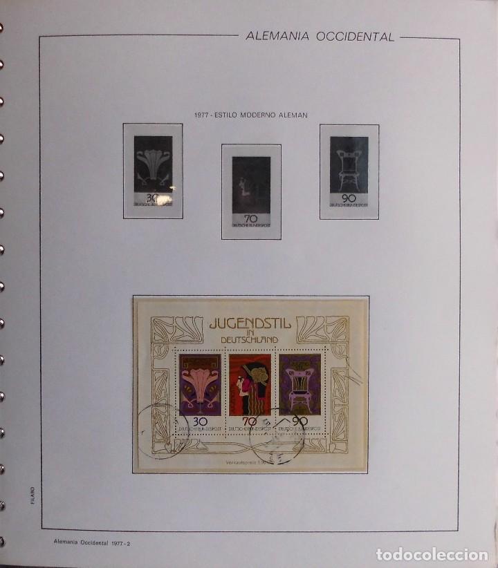 Sellos: COLECCIÓN ALEMANIA ORIENTAL 1948 A 1972, 1973 A 1981 BERLIN, OCCIDENTAL, ALBUM DE SELLOS - Foto 339 - 67324821