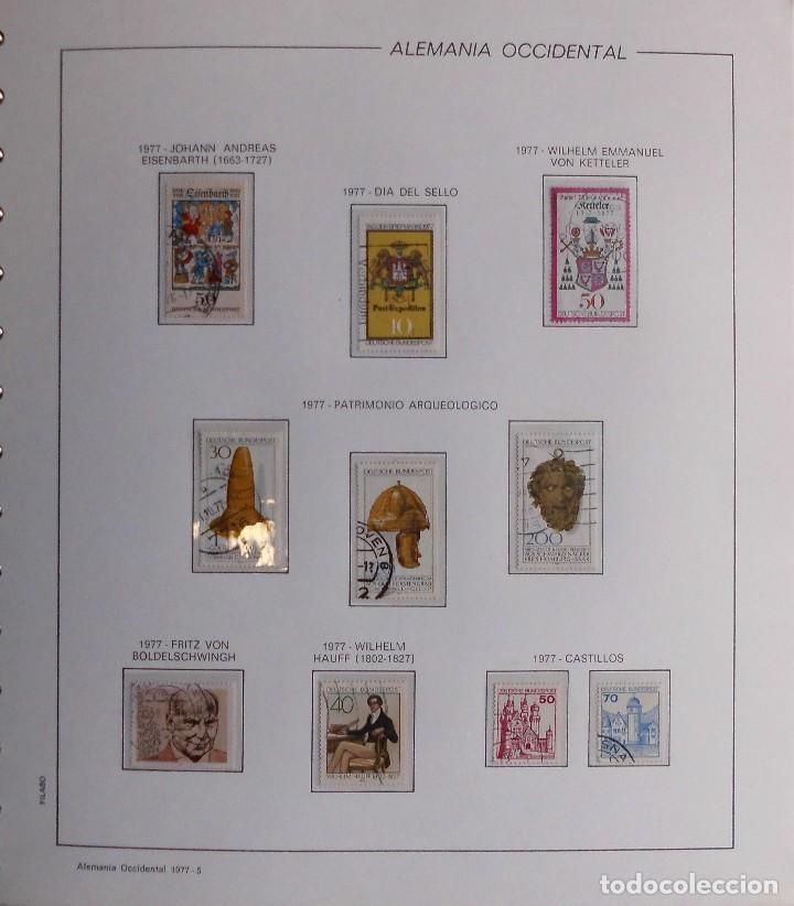 Sellos: COLECCIÓN ALEMANIA ORIENTAL 1948 A 1972, 1973 A 1981 BERLIN, OCCIDENTAL, ALBUM DE SELLOS - Foto 342 - 67324821
