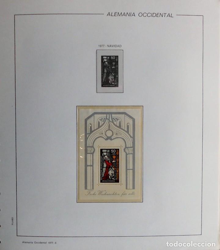 Sellos: COLECCIÓN ALEMANIA ORIENTAL 1948 A 1972, 1973 A 1981 BERLIN, OCCIDENTAL, ALBUM DE SELLOS - Foto 343 - 67324821