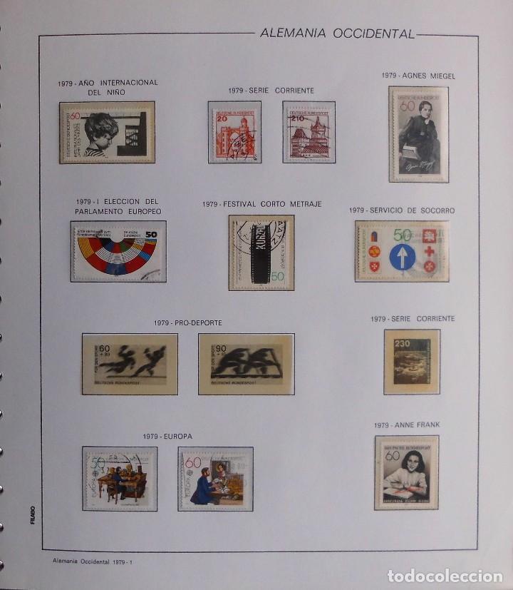 Sellos: COLECCIÓN ALEMANIA ORIENTAL 1948 A 1972, 1973 A 1981 BERLIN, OCCIDENTAL, ALBUM DE SELLOS - Foto 350 - 67324821