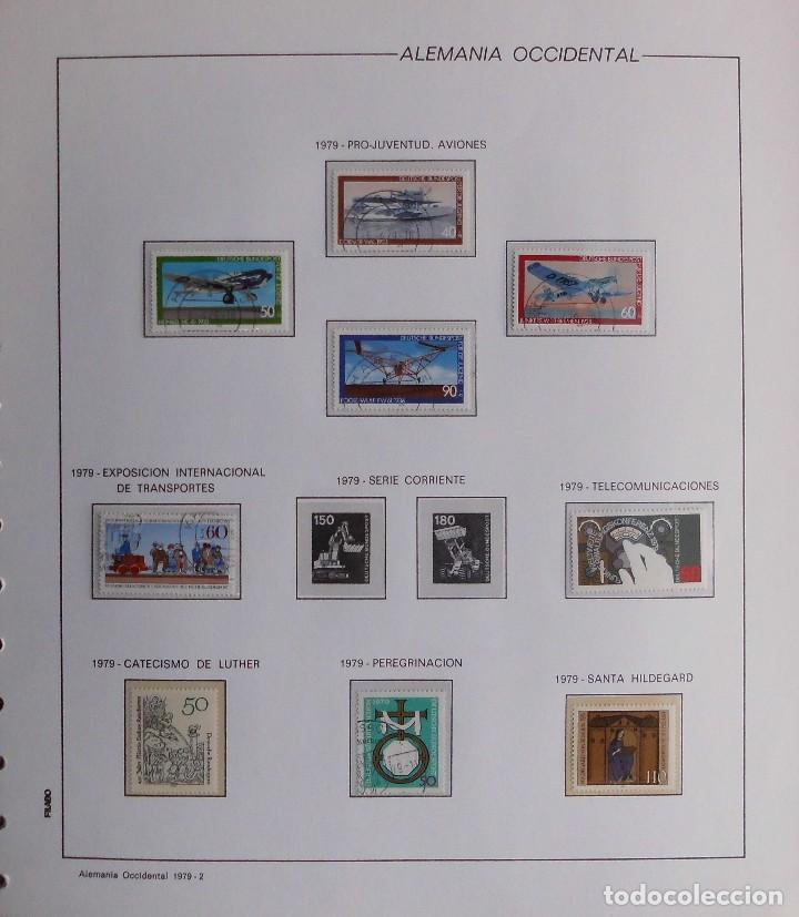 Sellos: COLECCIÓN ALEMANIA ORIENTAL 1948 A 1972, 1973 A 1981 BERLIN, OCCIDENTAL, ALBUM DE SELLOS - Foto 351 - 67324821