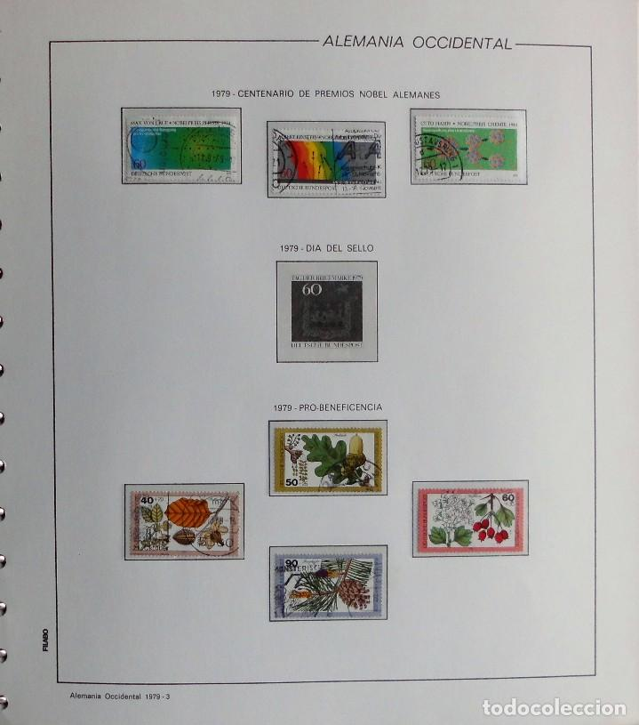 Sellos: COLECCIÓN ALEMANIA ORIENTAL 1948 A 1972, 1973 A 1981 BERLIN, OCCIDENTAL, ALBUM DE SELLOS - Foto 352 - 67324821
