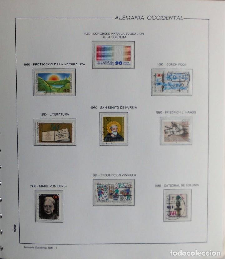 Sellos: COLECCIÓN ALEMANIA ORIENTAL 1948 A 1972, 1973 A 1981 BERLIN, OCCIDENTAL, ALBUM DE SELLOS - Foto 356 - 67324821