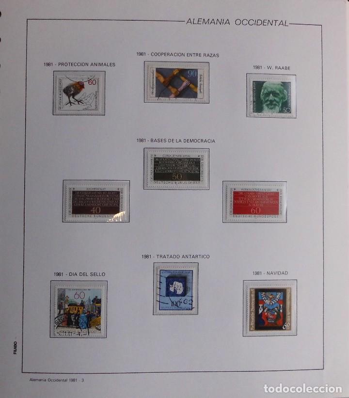 Sellos: COLECCIÓN ALEMANIA ORIENTAL 1948 A 1972, 1973 A 1981 BERLIN, OCCIDENTAL, ALBUM DE SELLOS - Foto 361 - 67324821
