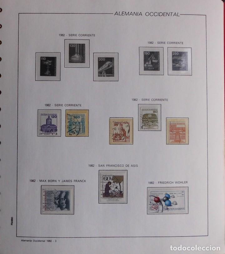 Sellos: COLECCIÓN ALEMANIA ORIENTAL 1948 A 1972, 1973 A 1981 BERLIN, OCCIDENTAL, ALBUM DE SELLOS - Foto 365 - 67324821