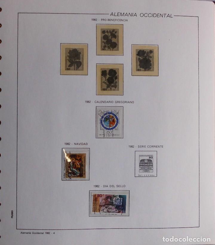 Sellos: COLECCIÓN ALEMANIA ORIENTAL 1948 A 1972, 1973 A 1981 BERLIN, OCCIDENTAL, ALBUM DE SELLOS - Foto 366 - 67324821