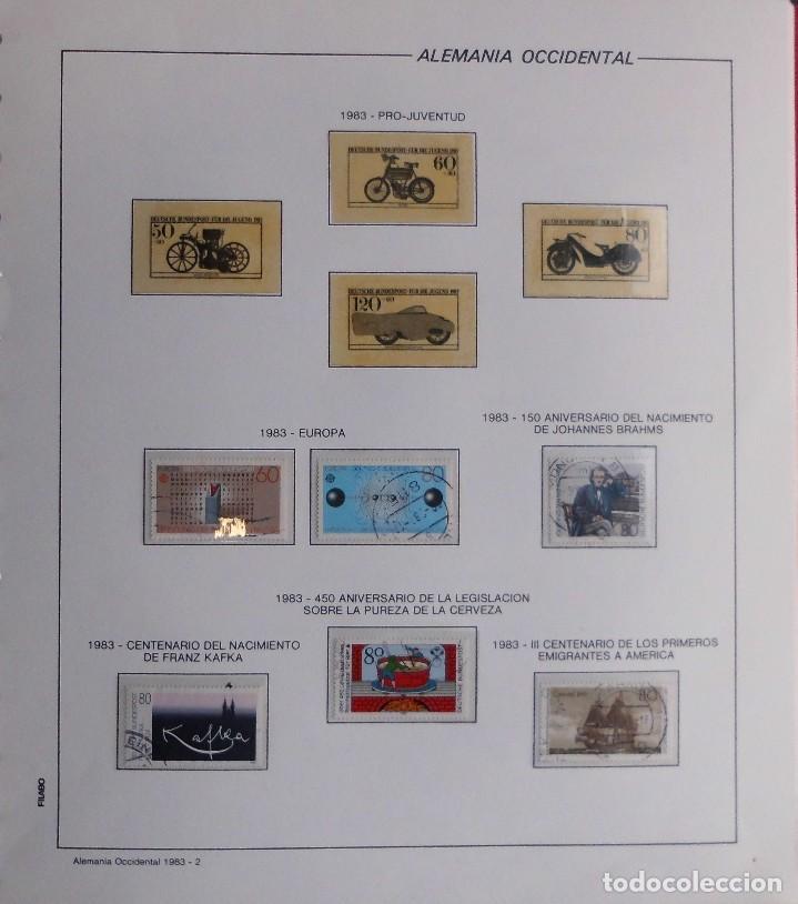 Sellos: COLECCIÓN ALEMANIA ORIENTAL 1948 A 1972, 1973 A 1981 BERLIN, OCCIDENTAL, ALBUM DE SELLOS - Foto 371 - 67324821