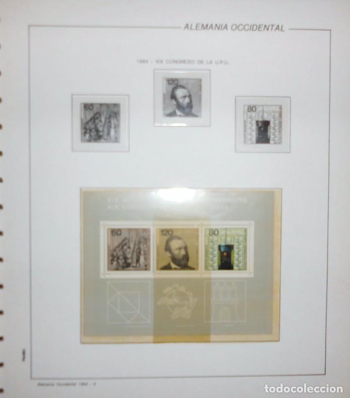 Sellos: COLECCIÓN ALEMANIA ORIENTAL 1948 A 1972, 1973 A 1981 BERLIN, OCCIDENTAL, ALBUM DE SELLOS - Foto 377 - 67324821