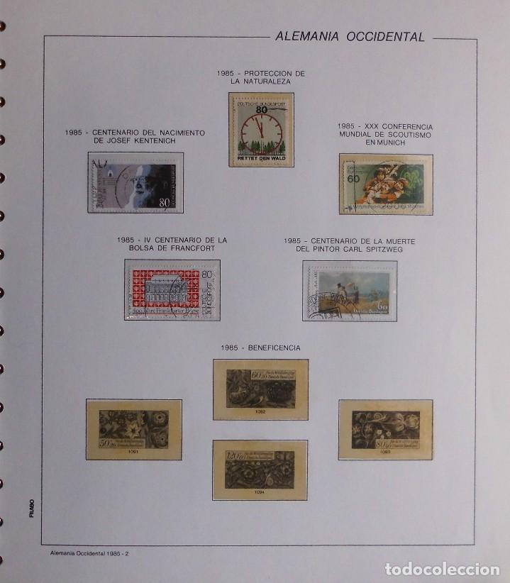 Sellos: COLECCIÓN ALEMANIA ORIENTAL 1948 A 1972, 1973 A 1981 BERLIN, OCCIDENTAL, ALBUM DE SELLOS - Foto 380 - 67324821