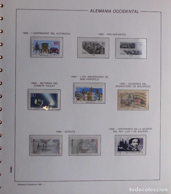 Sellos: COLECCIÓN ALEMANIA ORIENTAL 1948 A 1972, 1973 A 1981 BERLIN, OCCIDENTAL, ALBUM DE SELLOS - Foto 383 - 67324821
