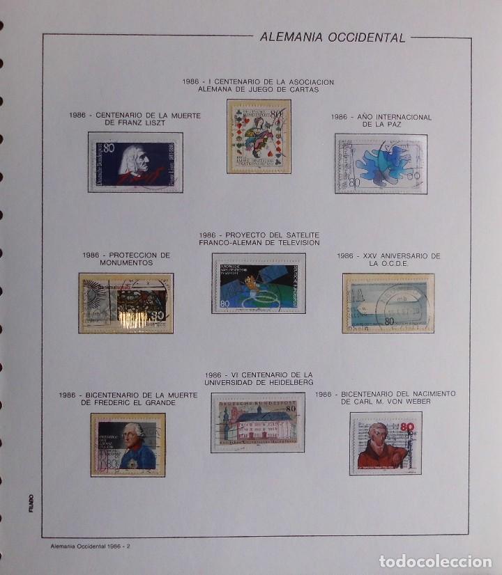 Sellos: COLECCIÓN ALEMANIA ORIENTAL 1948 A 1972, 1973 A 1981 BERLIN, OCCIDENTAL, ALBUM DE SELLOS - Foto 384 - 67324821