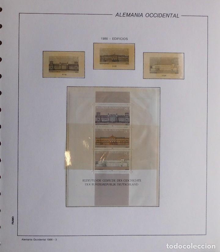 Sellos: COLECCIÓN ALEMANIA ORIENTAL 1948 A 1972, 1973 A 1981 BERLIN, OCCIDENTAL, ALBUM DE SELLOS - Foto 385 - 67324821