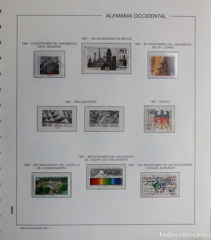 Sellos: COLECCIÓN ALEMANIA ORIENTAL 1948 A 1972, 1973 A 1981 BERLIN, OCCIDENTAL, ALBUM DE SELLOS - Foto 388 - 67324821