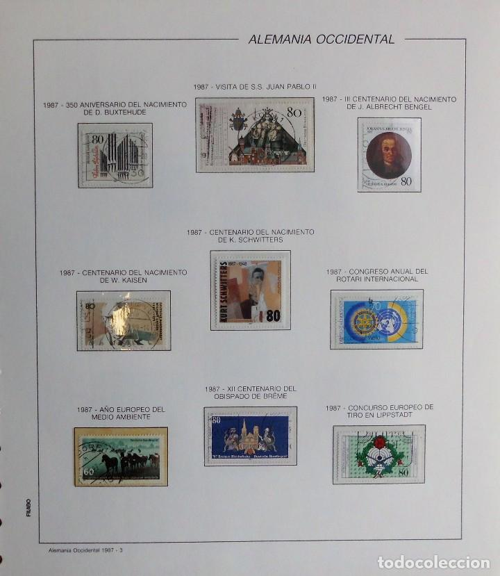 Sellos: COLECCIÓN ALEMANIA ORIENTAL 1948 A 1972, 1973 A 1981 BERLIN, OCCIDENTAL, ALBUM DE SELLOS - Foto 390 - 67324821