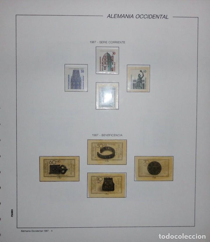 Sellos: COLECCIÓN ALEMANIA ORIENTAL 1948 A 1972, 1973 A 1981 BERLIN, OCCIDENTAL, ALBUM DE SELLOS - Foto 391 - 67324821