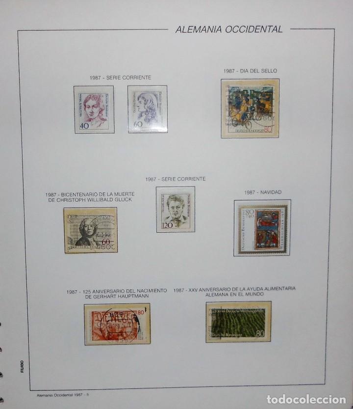 Sellos: COLECCIÓN ALEMANIA ORIENTAL 1948 A 1972, 1973 A 1981 BERLIN, OCCIDENTAL, ALBUM DE SELLOS - Foto 392 - 67324821
