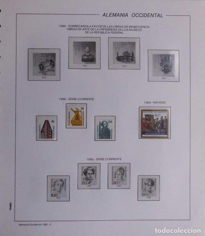Sellos: COLECCIÓN ALEMANIA ORIENTAL 1948 A 1972, 1973 A 1981 BERLIN, OCCIDENTAL, ALBUM DE SELLOS - Foto 395 - 67324821
