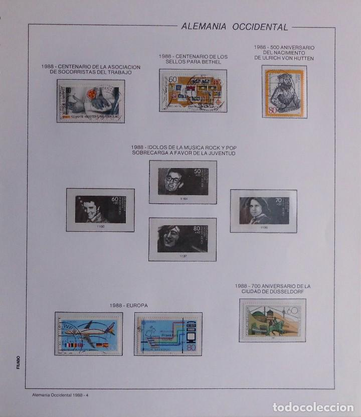 Sellos: COLECCIÓN ALEMANIA ORIENTAL 1948 A 1972, 1973 A 1981 BERLIN, OCCIDENTAL, ALBUM DE SELLOS - Foto 396 - 67324821