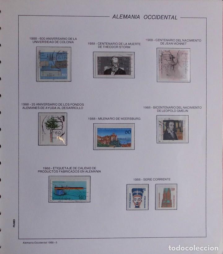 Sellos: COLECCIÓN ALEMANIA ORIENTAL 1948 A 1972, 1973 A 1981 BERLIN, OCCIDENTAL, ALBUM DE SELLOS - Foto 397 - 67324821