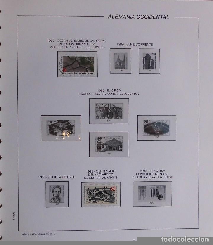 Sellos: COLECCIÓN ALEMANIA ORIENTAL 1948 A 1972, 1973 A 1981 BERLIN, OCCIDENTAL, ALBUM DE SELLOS - Foto 399 - 67324821